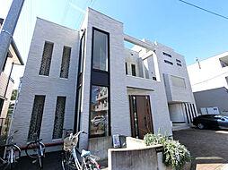 千葉県千葉市若葉区都賀4丁目の賃貸アパートの外観