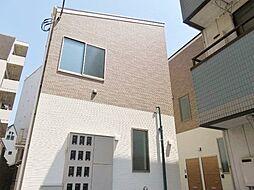東京都墨田区向島5の賃貸アパートの外観