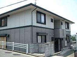 福岡県福岡市南区皿山1丁目の賃貸アパートの外観