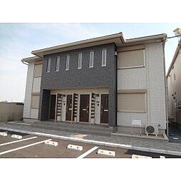 静岡県浜松市西区西鴨江町の賃貸アパートの外観