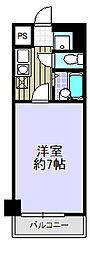 宮城県仙台市青葉区支倉町の賃貸マンションの間取り