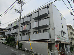 京都ノーザンフラット[207号室]の外観
