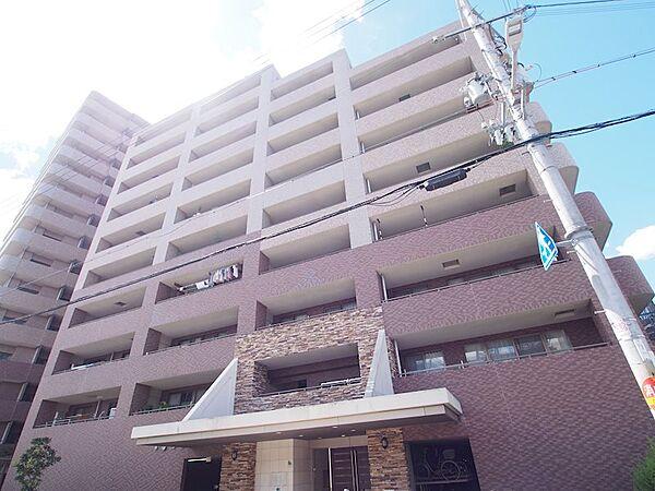 キングスクエア ランドレックスB棟[10階]の外観