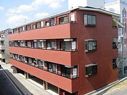 津之江パークハイツ2号館[4階]の外観