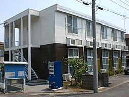 レオパレスASAHI[105号室]の外観