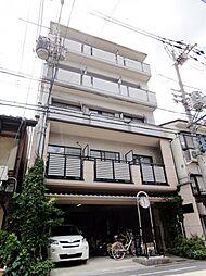 京都府京都市中京区東玉屋町の賃貸マンションの外観