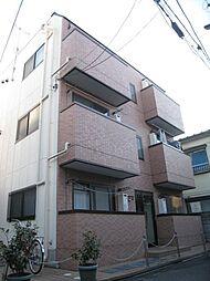東京都葛飾区新小岩3の賃貸マンションの外観