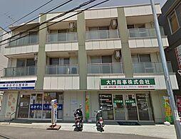 神奈川県横浜市泉区中田東1丁目の賃貸マンションの外観