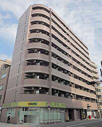 大国町青山ビル別館[8階]の外観