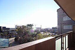バルコニーからのsuper view