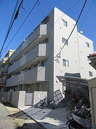 千葉県千葉市中央区登戸2丁目の賃貸マンションの外観