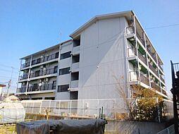 レジデンス五個荘[3階]の外観
