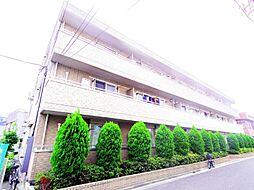 ファンファーレ新宿[3階]の外観