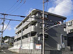 グランシャリオ B棟[1階]の外観