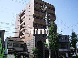 桂山サコウハイツYON[3階]の外観