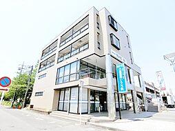 千葉県東金市東岩崎の賃貸マンションの外観