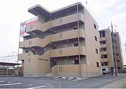 フォレストY&M雀宮B棟[1階]の外観
