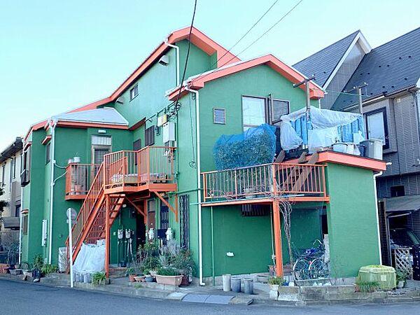 ハウスグリーンウッド[103号室]の外観