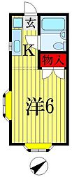 穴川駅 2.7万円