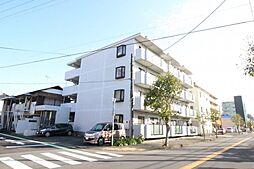 神奈川県横須賀市根岸町4丁目の賃貸マンションの外観