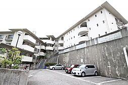 兵庫県神戸市垂水区千鳥が丘3の賃貸マンションの外観