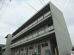美鈴マンション[3階]の外観
