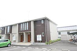 香川県高松市前田東町の賃貸アパートの外観