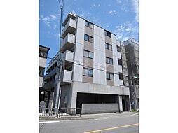 京都府京都市北区平野上柳町の賃貸マンションの外観