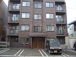ラ・エルマーナ東札幌[2階]の外観