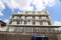 福岡県太宰府市五条2丁目の賃貸マンションの外観