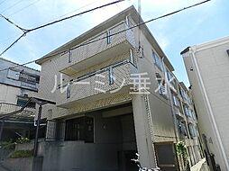 兵庫県神戸市垂水区山手5丁目の賃貸マンションの外観