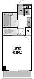 クレイン新大阪[3階]の間取り