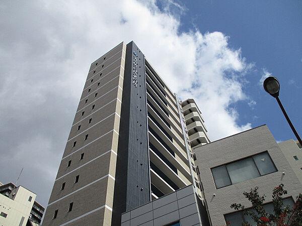 S-RESIDENCE神戸元町[703号室]の外観