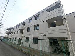 千葉県市原市八幡の賃貸アパートの外観