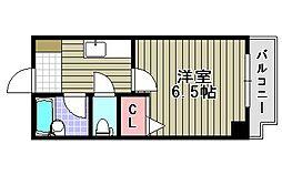 エフォールナガイ[8階]の間取り