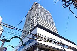ライオンズタワー柏[24階]の外観