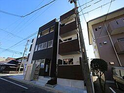 愛知県名古屋市中村区中村本町2の賃貸アパートの外観