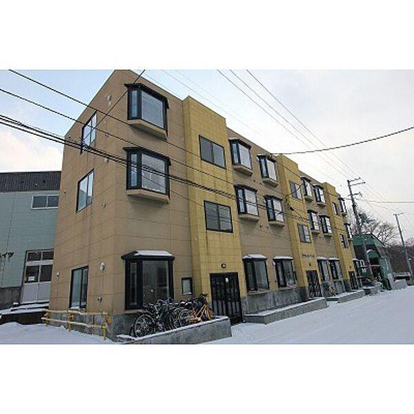 フラワーパークハイツ 1階の賃貸【北海道 / 江別市】