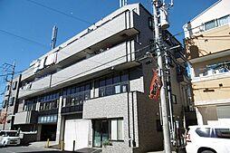 東京都江戸川区北篠崎2丁目の賃貸マンションの外観