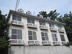 TCRE京成大久保[2階]の外観