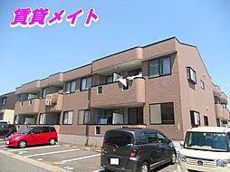 三重県四日市市まきの木台1丁目の賃貸アパートの外観