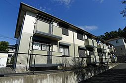 千葉県柏市増尾台1丁目の賃貸アパートの外観
