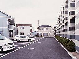 レオパレスプリムロウズ[2階]の外観