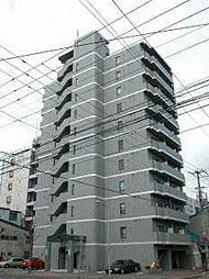 ミラバ豊平[10階]の外観