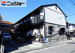 コーポ美寿乃[2階]の外観
