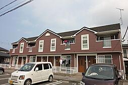 滋賀県長浜市平方南町の賃貸アパートの外観