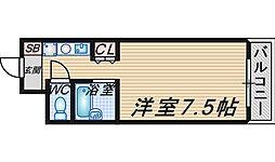 メゾン稲津[3階]の間取り