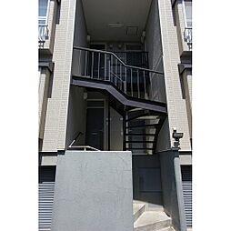 サンハイツ新富[2階]の外観
