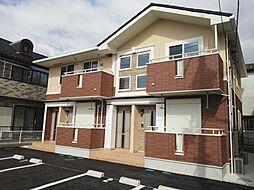 神奈川県海老名市東柏ケ谷1丁目の賃貸アパートの外観