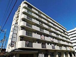松山西ハイツ[5階]の外観